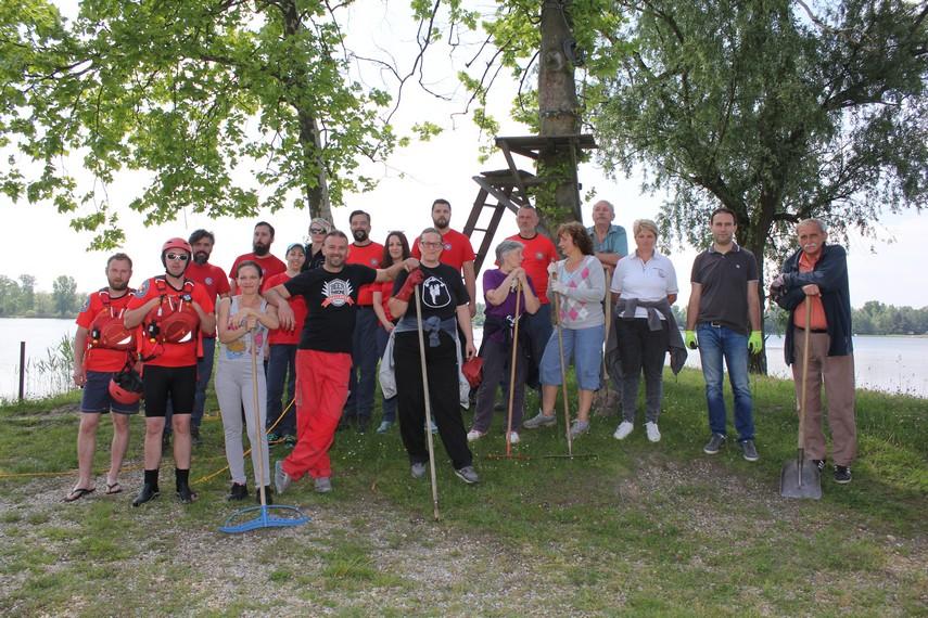 Akcija čišćenja jezera Šoderica