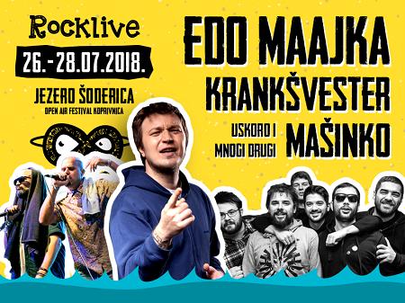 Rock live festival