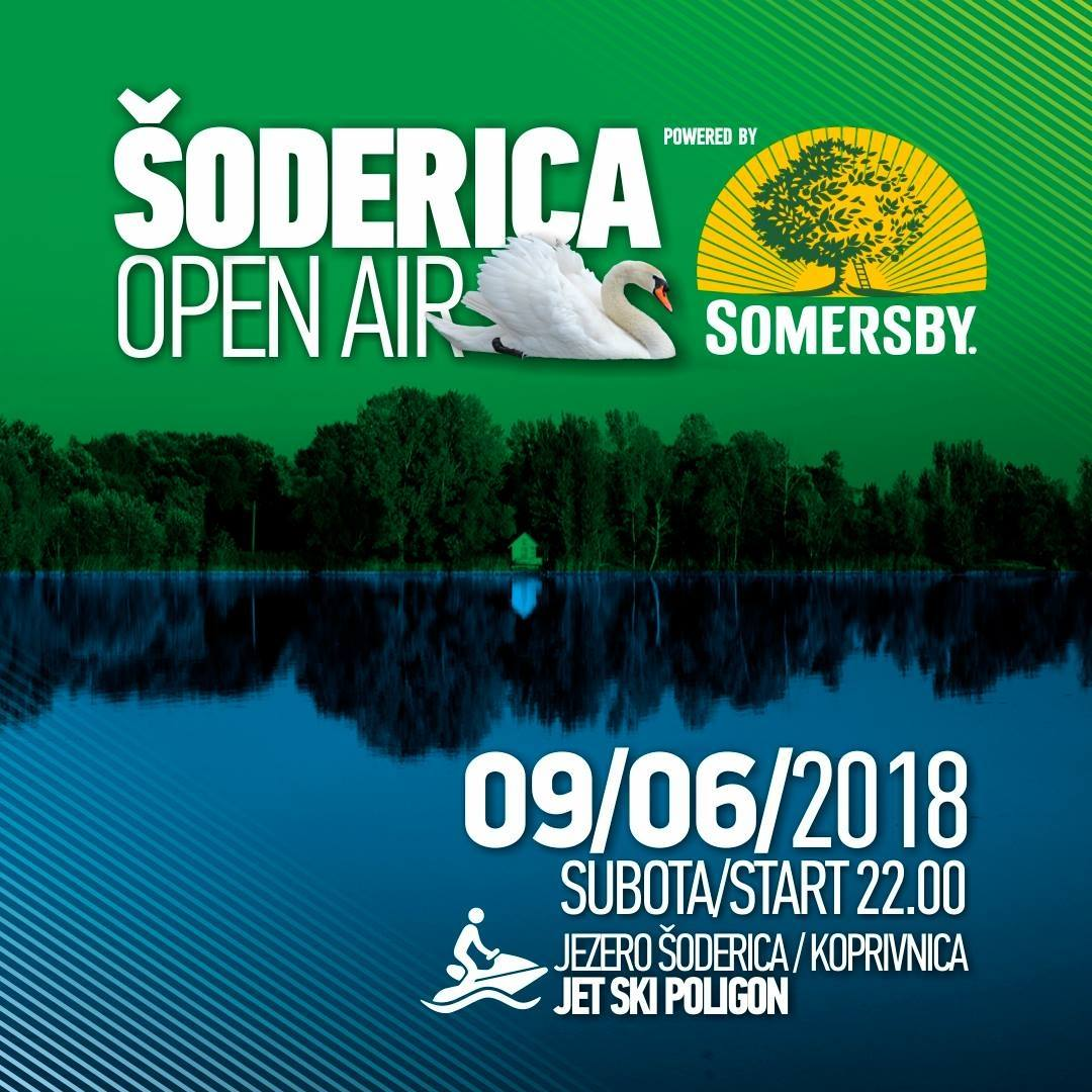 Šoderica Open Air