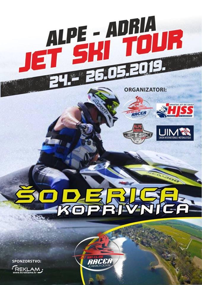 Alpe Adria Jet Ski Tour