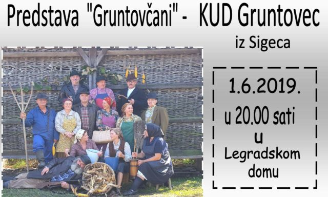 Gruntovčani v Legradu