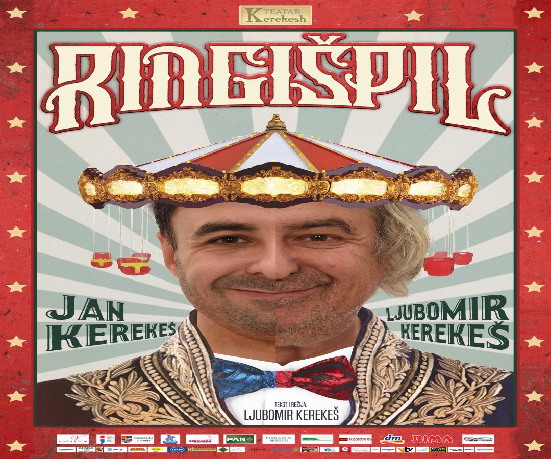 Kerekesh teatar – Ringišpil (premijera)