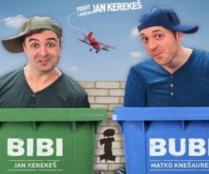 "Kerekesh teatar – dječja predstava ""Bibi i Bubi"""